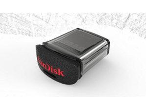 SanDisk Ultra Fit 128GB por 29,99€