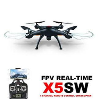 Desde Amazon! Drone Syma X5SW FPV por 43€ (Oferta Cupon Descuento)