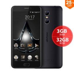 Chollo! Ulefone Gemini 3GB 32GB sólo 114€