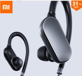 Auriculares Xiaomi Sport In-ear Bluetooth por solo 26€
