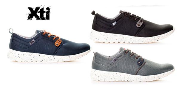 Zapatillas Xti por 23,99€ (Oferta Cupon Descuento)