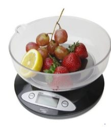 OFERTA FLASH! Bascula Digital para Cocina por 11.89€