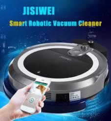 Novedad! Robot Aspirador JISIWEI I3 con Camara HD integrada por 95€