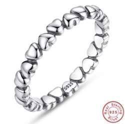 Chollazo anillo de plata estilo Pandora por sólo 4,56€