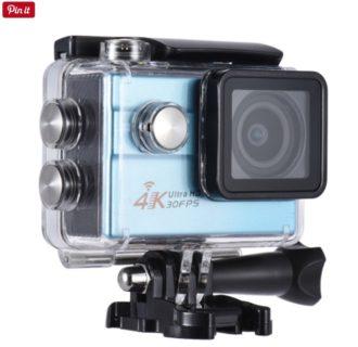 Vuelve el Chollo! Cámara deportiva 4K Sensor Sony IMX179 por 18,99€ (Oferta Cupon Descuento)