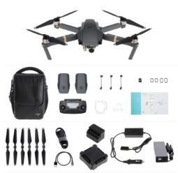 CHOLLO Exclusivo! Drone DJI Mavic PRO COMBO + 3 Baterías 1157€