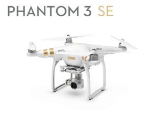 Oferta! DJI Phantom 3 SE con camara 4K por 406€