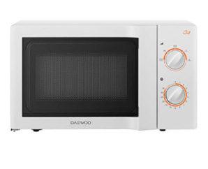 Chollo Amazon! Microondas Daewoo Kog con grill por 51€