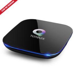 Super Precio! Android TV Q-Box S905 por solo 20€