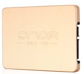 SSD 120GB marca Onda por 36€