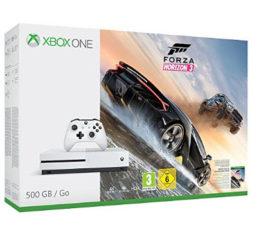 Chollo Amazon! Xbox One S 500GB + Forza Horizon 3 por 252€