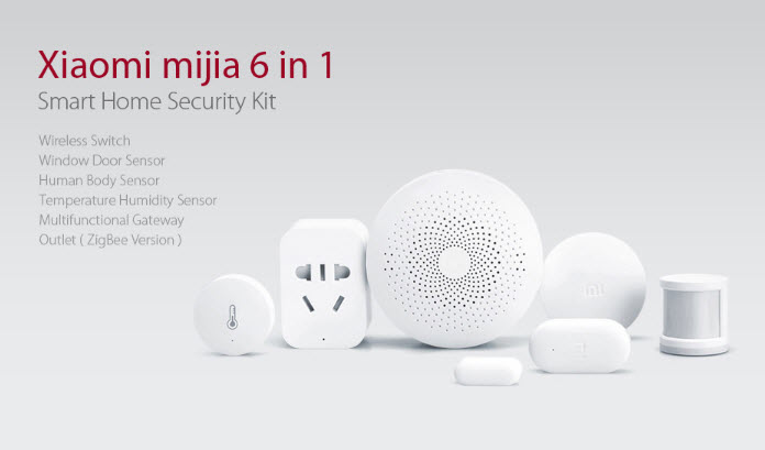 Chollo Domotica! Xiaomi Home Kit por 41€ (Oferta Cupon Descuento)