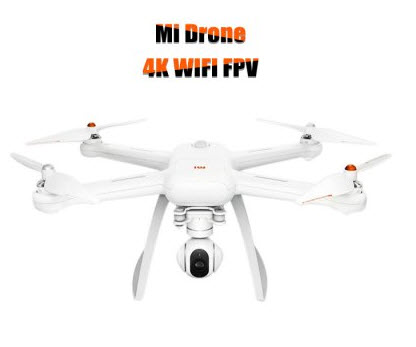 Oferta! Xiaomi Mi Drone 4K a 404€