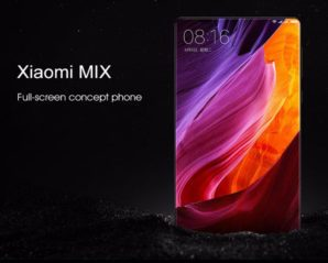Pepinaco! PRECIO MÍNIMO HISTÓRICO Xiaomi Mi Mix 6GB/256GB por 576€