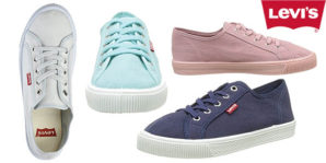 Chollo amazon! Zapatillas Levi's Malibu por 23€