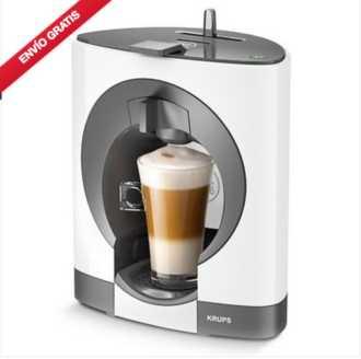 Chollo Ebay! Cafetera Dolce Gusto Oblo por sólo 39€ (Oferta Cupon Descuento)