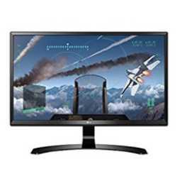 Chollo Amazon! Monitor 4K LG 24UD58-B 24″ por solo 264€