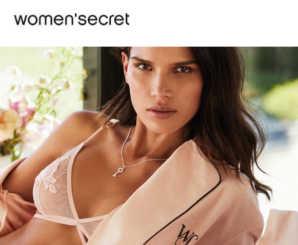 Rebajas 50% Women secret en Amazon