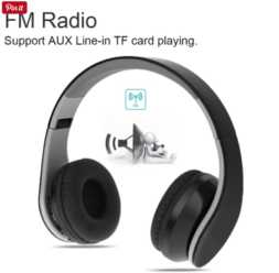 Oferta! Auriculares Bluetooth FM por solo 9€