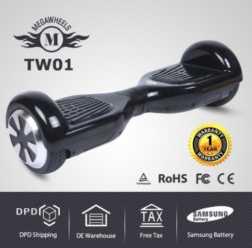 Chollazo desde EU! HoverBoard Megawheels con descuento por 160€