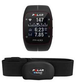 Chollo Amazon! Reloj de entrenamiento Polar M400 HR por 109.99€ (Oferta Cupon Descuento)