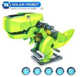 Chollaco! Robot Dinosaurio Solar por solo 5€