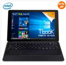 Bajada! Tablet Teclast Tbook 11 Windows 10 y Android por 130€