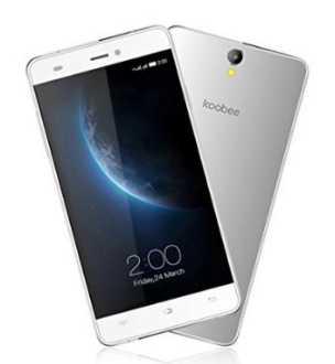 CHOLLAZO! Smartphone KOOBEE 5'' HD por 84.99€ (Oferta Cupon Descuento)