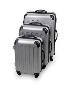 CHOLLO FLASH! Set de 3 maletas Trolley por 85.84€ (Oferta Cupon Descuento)