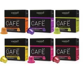 OFERTA! Surtido 60 capsulas compatibles con Nespresso por 14.99€ (Oferta Cupon Descuento)