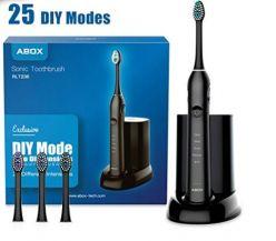 OFERTA AMAZON! Cepillo de dientes electrico ABOX por 28€
