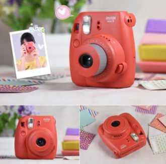 Preciazo! La mitica camara instantanea Fujifilm Instax Mini 8 por 42€ (Oferta Cupon Descuento)
