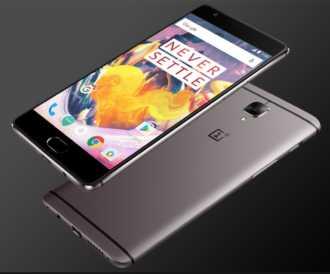 Precio Minimo Historico! OnePlus 3T 6GB/64GB por 318€ (Oferta Cupon Descuento)