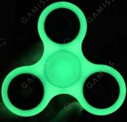 Spinner brilla en la oscuridad por 2,9€