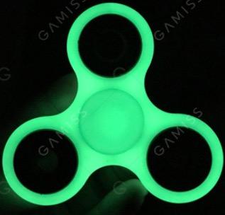 Spinner brilla en la oscuridad por 2,9€ (Oferta Cupon Descuento)