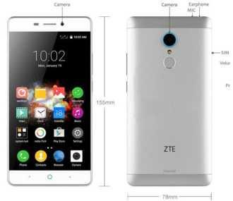 ZTE V5 Pro