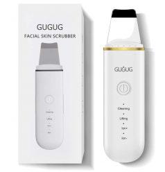 OFERTA AMAZON! Limpiador ultrasonico Facial GUGUG a 16€