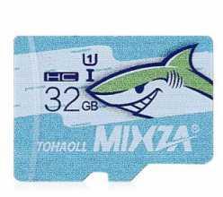OFERTA! Micro SD de 32GB Mixza por 4.46€