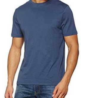 CHOLLAZO! Camiseta manga corta hombre New Look Crew desde 3€ (Oferta Cupon Descuento)