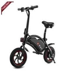 Chollo! Bicicleta Electrica F – wheel DYU por 272€