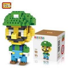 Chollito! Figura de lego Luigi de 160pcs por solo 1,5€