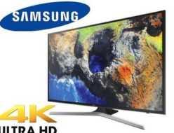 Chollo Ebay! Smart TV Samsung 55 Pulgadas UHD 4K HDR por 589€ y 50″ por 494€