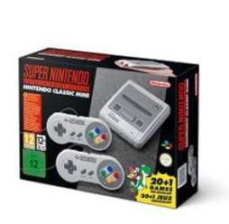Mas unidades disponibles! Super Nintendo Classic Mini por 65€