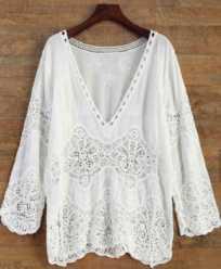 CHOLLAZO! Vestido Crochet por 5.90€