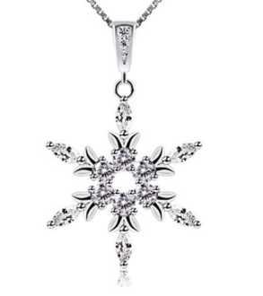 CHOLLO! Collar de plata Copo de nieve B. Catcher por 8.99€ (Oferta Cupon Descuento)