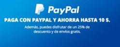 ALIEXPRESS PAYPAL! Aliexpress permite pagos por PAYPAL y nos regala hasta 10$