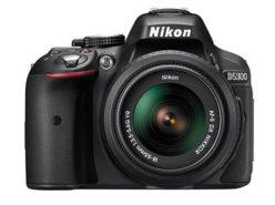 Chollo Ebay EU! Nikon D5300 + AF-P DX 18-55mm VR por 430€