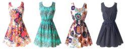 Precio Loco! Vestidos de mujer por 2,30€