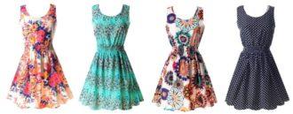 Precio Loco! Vestidos de mujer por 2,30€ (Oferta Cupon Descuento)