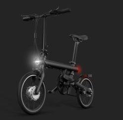 Novedad! Bicicleta electrica Xiaomi QICYCLE por 558€